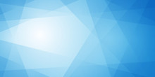 Abstract Blue Background, Vector Graphics