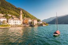 Laglio Village On The Shore Of...