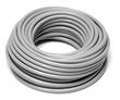 Leinwanddruck Bild - rolled grey cable