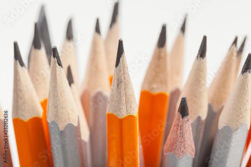 Fotografia, Obraz  Pile of pencils