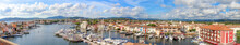 Vue Port Grimaud (Panorama) Pa...