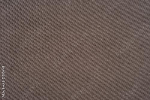 Fotobehang Stof Gray fabric texture.