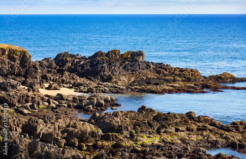 Foto op Aluminium Europese Plekken Bretonische Küste