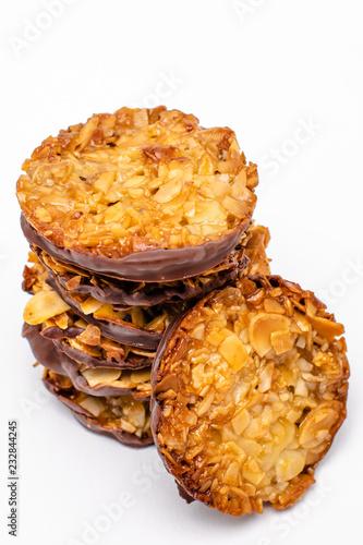 Biscuits empilés Fototapet