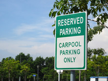 Reserved Parking For People Wh...