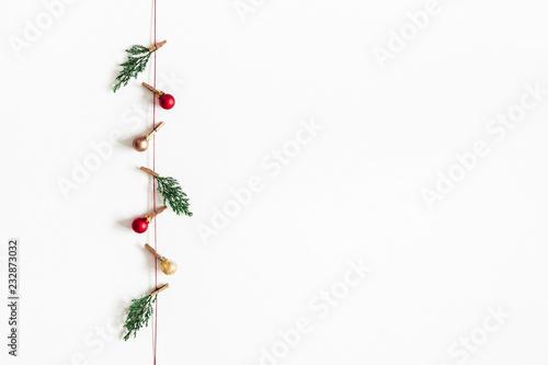 Fotografia  Christmas composition
