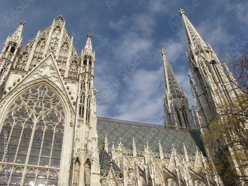 Fotografie, Obraz  cathedral, gothic