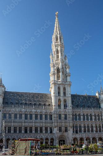 Staande foto Brussel ブリュッセル