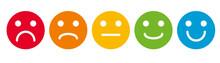 Emoji Colored Flat Icons