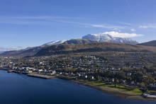 Fort William Aerial View
