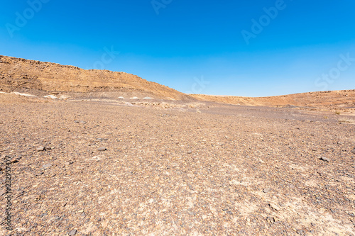 Keuken foto achterwand Zandwoestijn Whimsical Patterns of the Desert
