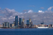 View to Baku city.