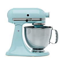 Blue Stand Or Kitchen Mixer Wi...