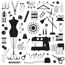Sewing And Dressmaking Equipme...