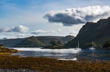 Beautiful View In Plockton, Scotland