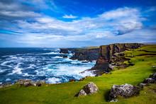 Beautiful View At Shetlands