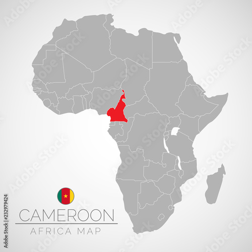 Map of Africa with the identication of Cameroon. Map of ... Cameroon Africa Map on cape verde atlantic ocean map, douala cameroon map, cameroon map with no words, mt cameroon map, cameroon language, cameroon ethnic groups, cameroon history, cameroon ebola, cameroon flag, www.africa map, lake nyos map, cameroon forest, croatia map, cameroon airport map, cameroon chad map, cameroon yearly income, cameroon morocco map, cameroon terrorism,