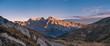 Blick auf das Teurihorn