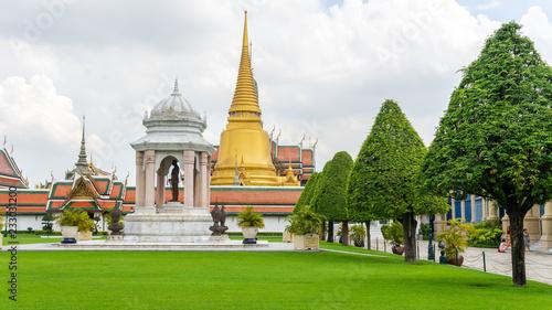 Foto op Aluminium Bangkok The Grand Palace in Bangkok, Thailand