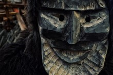 Traditional Buso Mask Of The B...