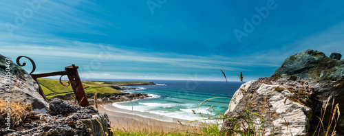 Fotografie, Obraz Muckross Head is a small peninsula about 10 km west of Killybegs, Co
