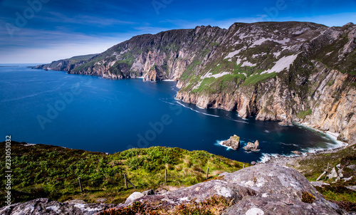 Photographie Slieve League Cliffs, County Donegal