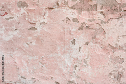 Photo sur Aluminium Vieux mur texturé sale Brick texture with scratches and cracks. It can be used as a background