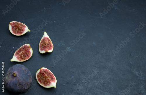 Fotografie, Obraz  Fresh figs