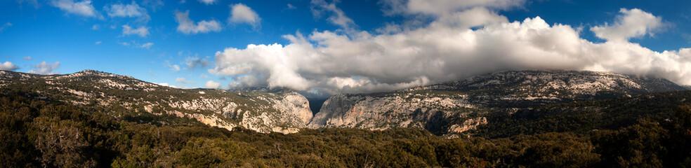 Sardegna, canyon di Gorroppu