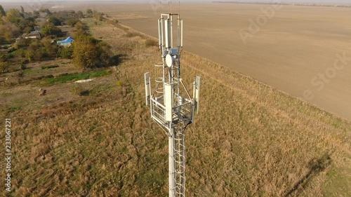 Fotografía  Cellular tower