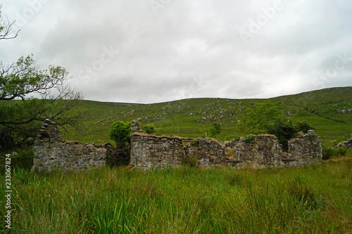 Fotografie, Obraz  Ruin in Ireland
