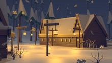Forest Homestead - Barn