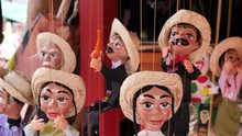 Mexican Marionette Puppets