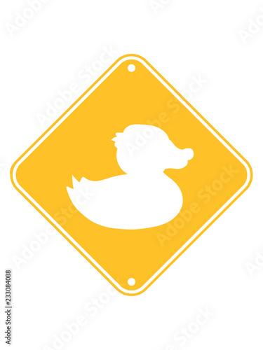 Gelb Schild Zone Verboten Hinweis Gefahr Achtung Vorsicht
