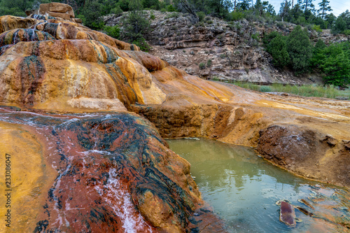 Durango Hot Springs >> Pinkerton Hot Springs Outside Of Durango Colorado Along The