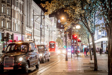 Oxford Street Decorated For Ch...