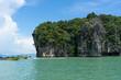 Koh Tapoo in Phang Nga Bay,Thailand