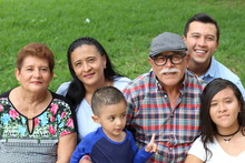 Family Of Immigrants In The USA