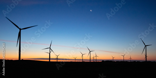 Fotografie, Obraz  Bass Coast Wind Farm