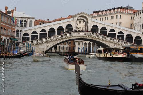 Foto op Aluminium Venetie Venezia - Ponte di Rialto
