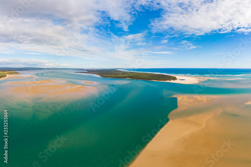 Foto op Aluminium Oceanië View Over Andersons Inlet