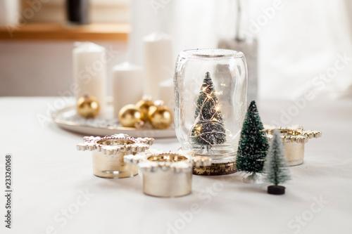 Fotografia  tree, christmas, chrisms, decoration, background