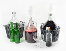 Wino Domowe, Fermentacja