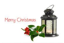Merry Christmas Card. Christma...