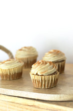 Chai-infused Cupcakes With Van...