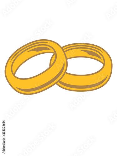 Design 2 Ringe Schmuck Schon Teuer Gold Heiraten Verlobung