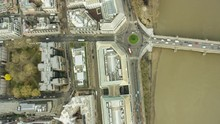 Aerial View MI5 Building And R...