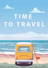 Travel, Trip Vector Illustrati...