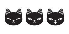Cat Vector Kitten Calico Carto...