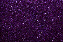 Dark Purple Sparkling Backgrou...